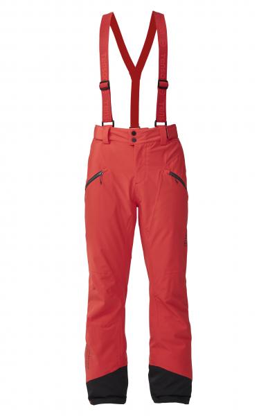 TENSON - ZYKE skibroek men - rood