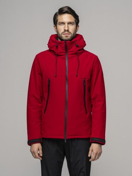 PEOPLE OF SHIBUYA - HANEDA jas men - rood