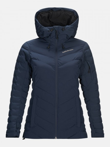PEAK PERFORMANCE - FROST jas women - donkerblauw