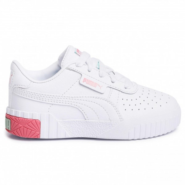 PUMA - CALI lil' schoenen - wit