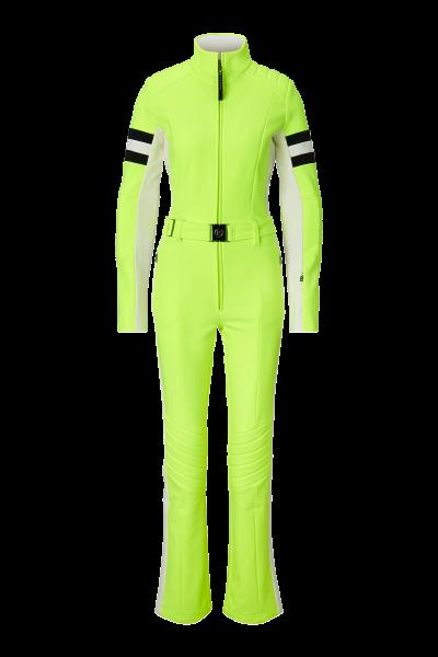 BOGNER - CAT ski jumpsuit women - geel