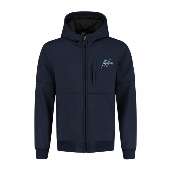 MALELIONS - SOFTSHELL jas men - donkerblauw