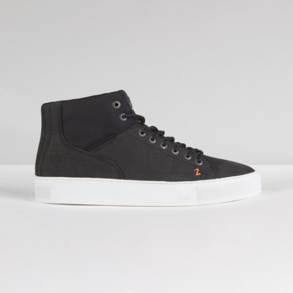 HUB - MURRAYFIELD 2.0 sneaker men - zwart