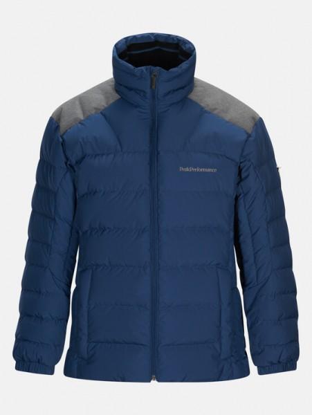PEAK PERFORMANCE - VELAEDOWN jas - donker blauw