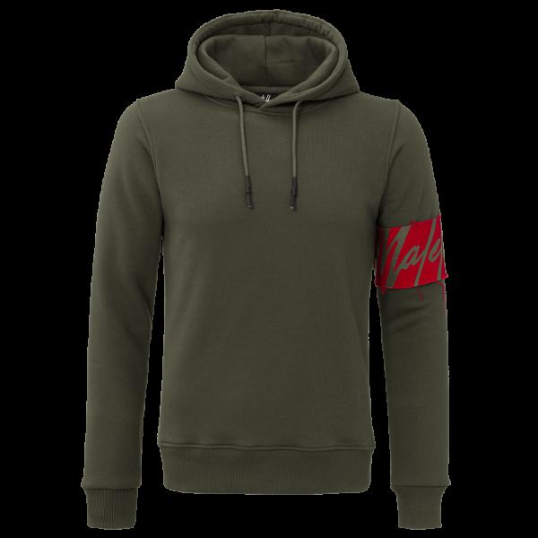 MALELIONS - CAPTAIN hoodie - groen