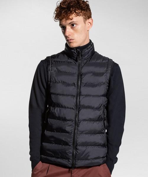 PEUTEREY - LAVET Superlight Vest men - donkerblauw