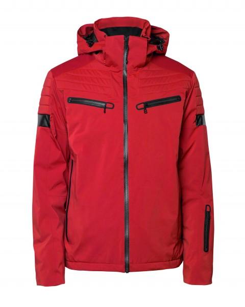 ALTITUDE 8848 - HAYRIDE jas - rood Haarlem