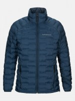 PEAK PERFORMANCE - ARGON LIGHT jas men - blauw