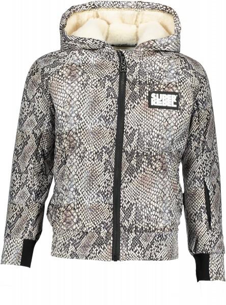 SUPER REBEL - THIN ski-jas - bruin