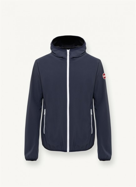 COLMAR - SOFTSHELL jas - donker blauw