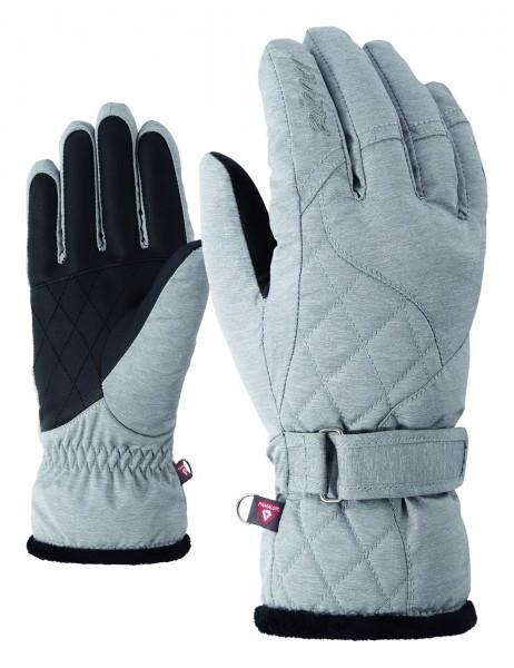 ZIENER - KEYSA PR handschoen - grijs