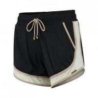 DEBLON - KATE shorts dames - zwart/beige
