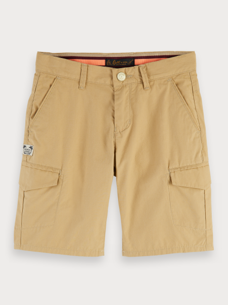 SCOTCH & SODA - CARGO short - beige