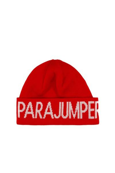 PARAJUMPERS - PJS muts - rood