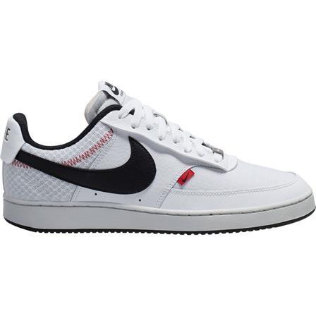 NIKE - Court Vision Low Premium Sneaker men - wit