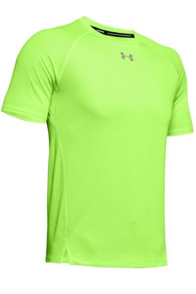 UNDER ARMOUR - HEXDELTA T-shirt - groen