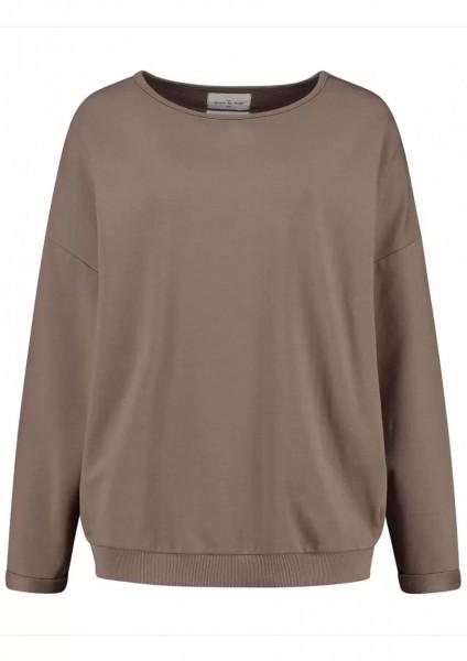 CIRCLE OF TRUST - ZANE sweater women - bruin