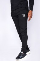 11 DEGREES - CORE JOGGERS men - zwart