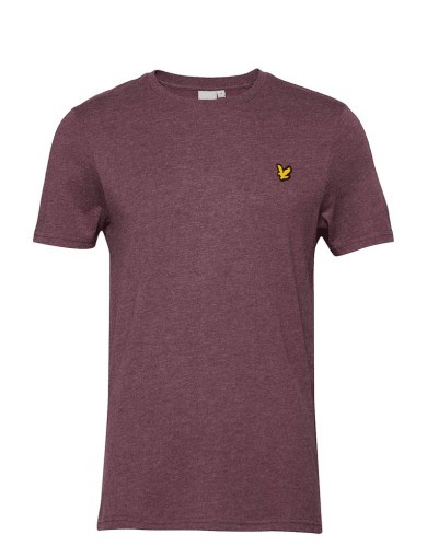 LYLE & SCOTT - EFFEN T-shirt - bordeaux - Haarlem