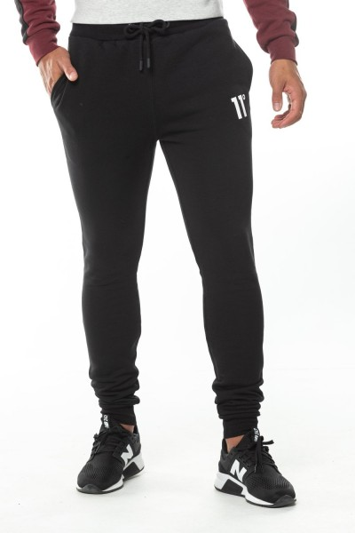 11 DEGREES - CORE Joggers Skinny Fit men - zwart
