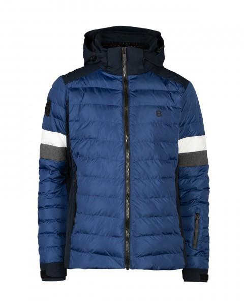 8848 ALTITUDE - CIMSON ski-jas men - blauw