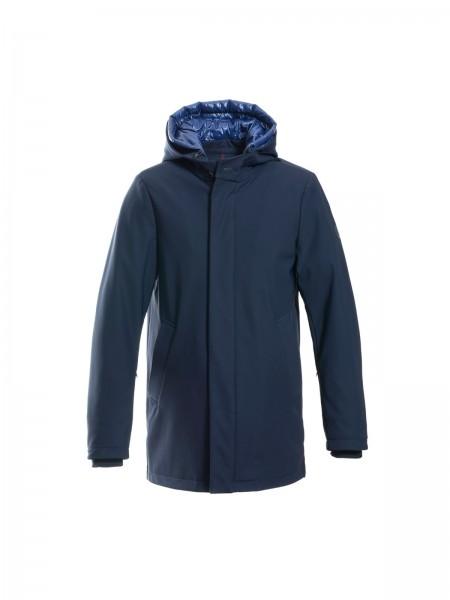 PEOPLE OF SHIBUYA - BOKU jas men - donkerblauw