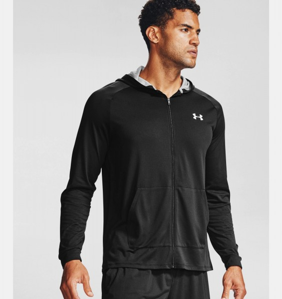 UNDER ARMOUR - TECH Vest men - zwart