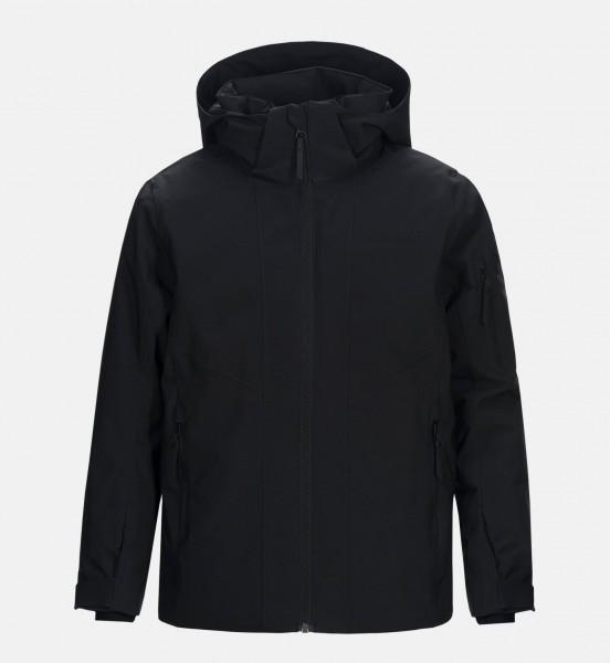PEAK PERFORMANCE - Maroon jas boys - zwart