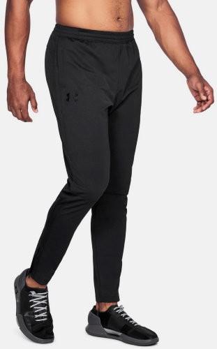 UNDER ARMOUR - PIQUE broek - zwart