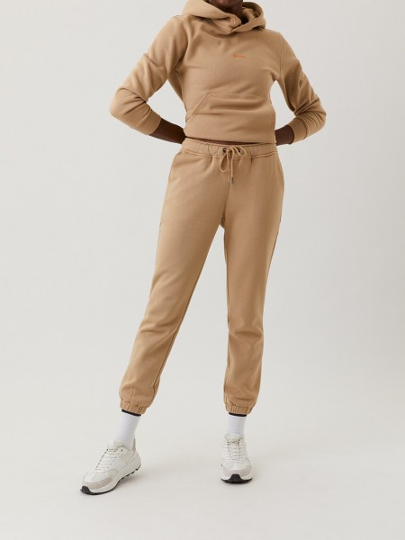 BJORN BORG - MEGHAN SWEAT PANTS women - beige