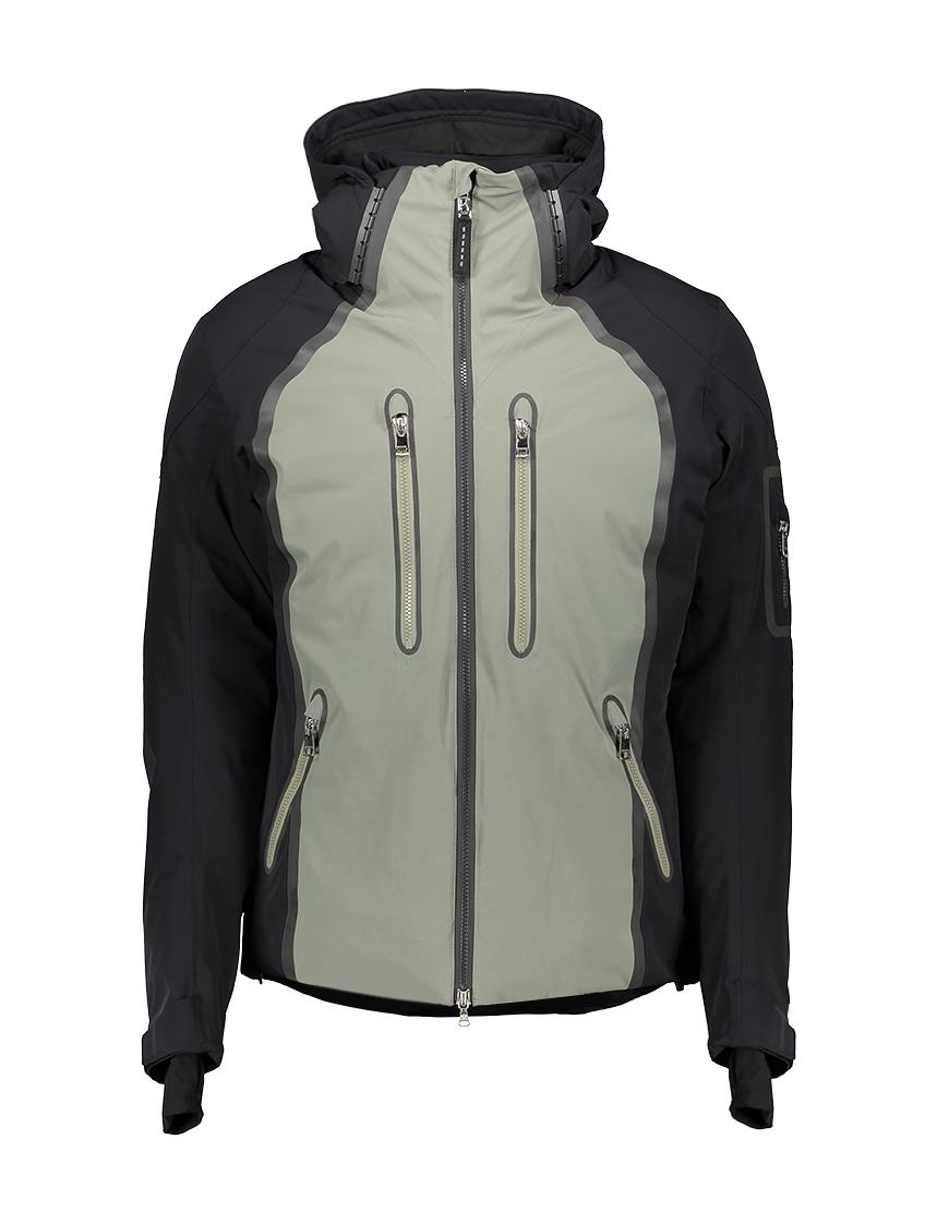 verkoopprijzen beste goedkoop geweldige aanbiedingen BOGNER - KEITH ski jas - zwart/groen