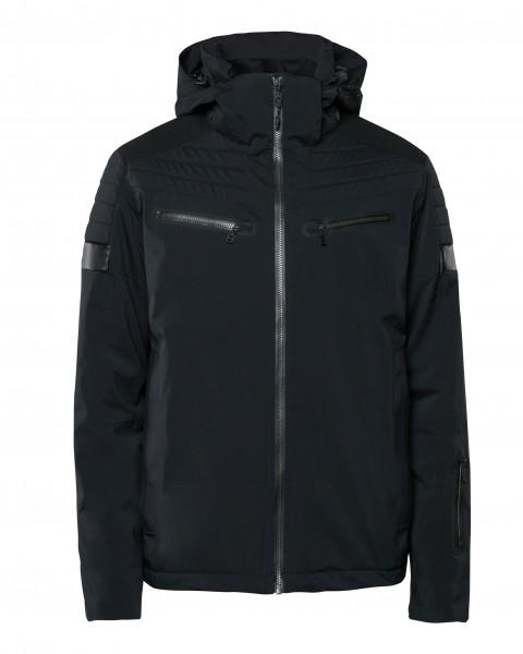 ALTITUDE 8848 - HAYRIDE jas - zwart Haarlem