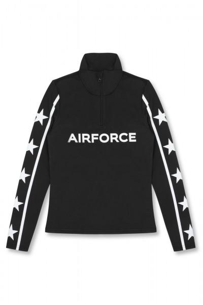 AIRFORCE - SQUAW skipully women - zwart