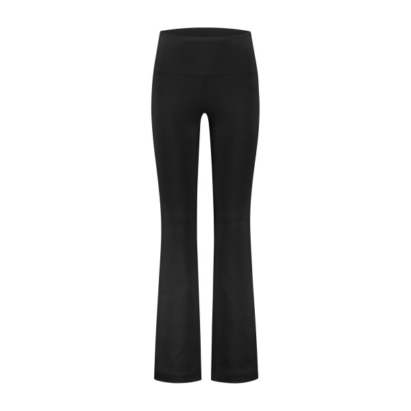DEBLON - CELINE FLARED legging women - zwart
