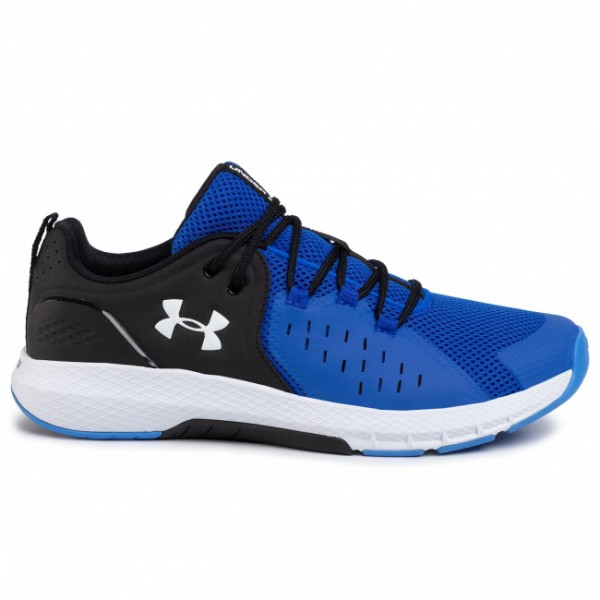 UNDER ARMOUR - CHARGED COMMIT 2 schoenen - blauw