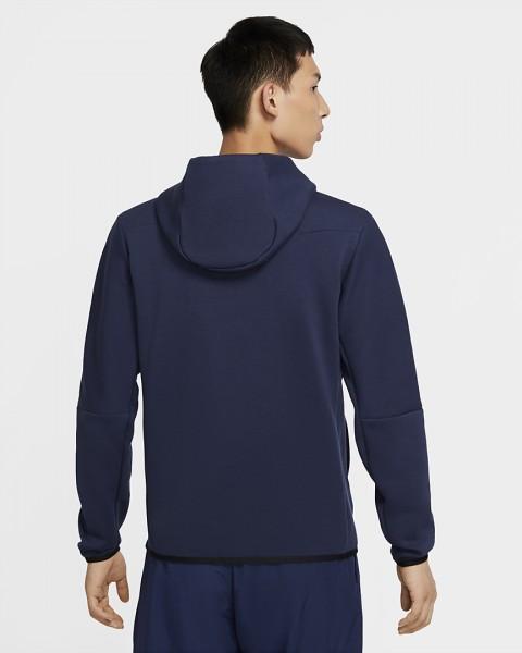 NIKE - TECH FLEECE vest men - wit