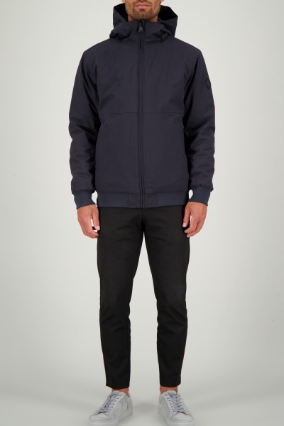 AIRFORCE - PADDED BOMBER men - donkerblauw