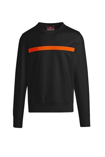 PARAJUMPERS - ARMSTRONG sweater - zwart