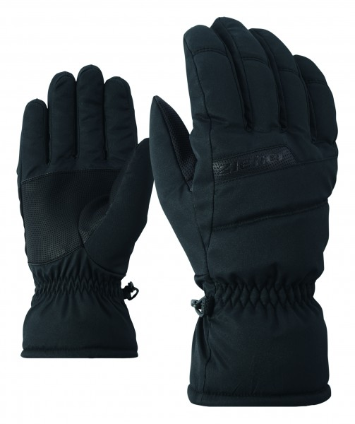 ZIENER - GRAMUS handschoen - zwart