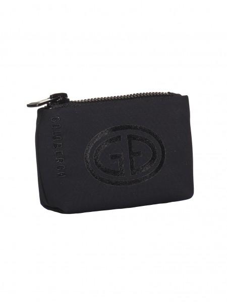 GOLDBERGH - CUTE portemonnee - zwart