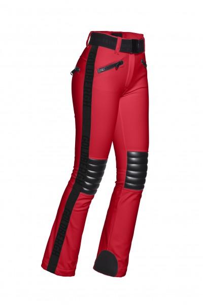 GOLDBERGH - ROCKY skibroek women - rood