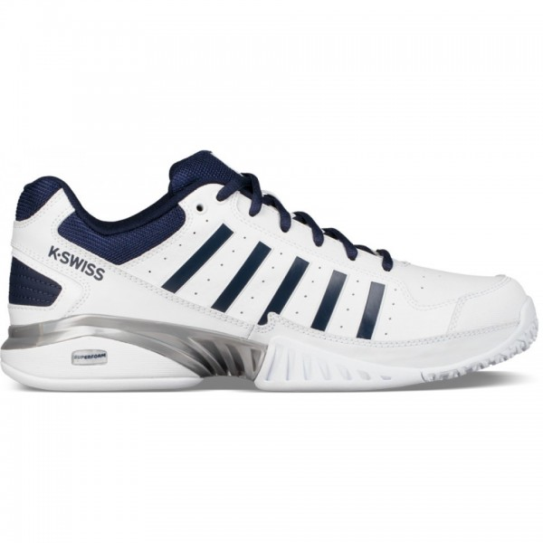 K-SWISS - Receiver IV Omni Tennisschoen men - wit
