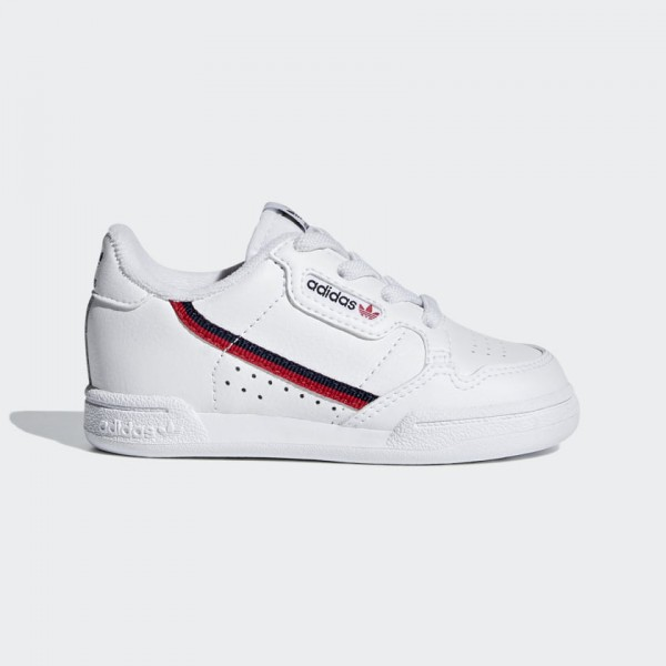 ADIDAS - CONTINENTAL 80 Sneaker Lil' kids - wit