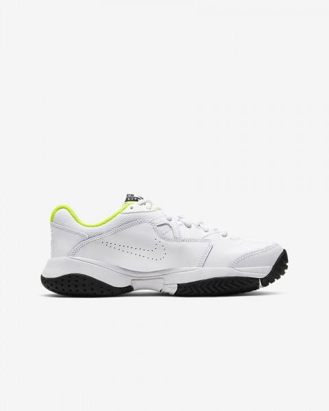 NIKE - Court Jr Lite 2 Tennisschoen kids - wit