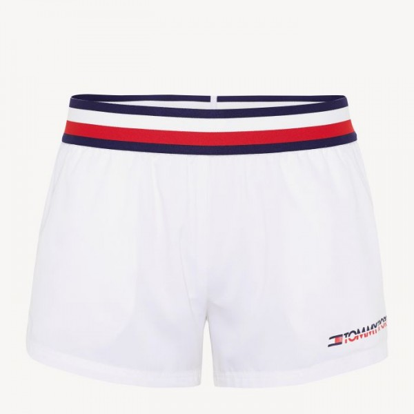 TOMMY - SIGNATURE short - wit