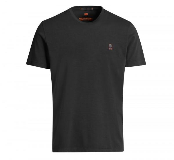 PARAJUMPERS - PATCH T-shirt men - zwart
