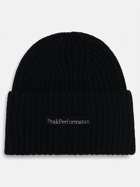 PEAK PERFORMANCE - MASON muts - zwart
