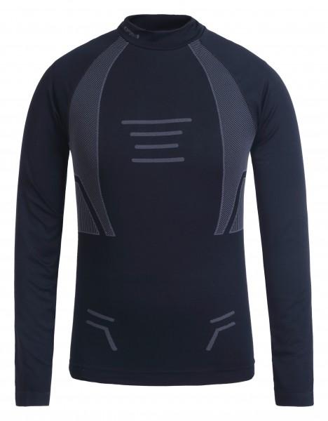 ICEPEAK - IRONDALE thermoshirt men - zwart