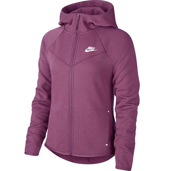 NIKE - WINDRUNNER TECH FLEECE vest - roze