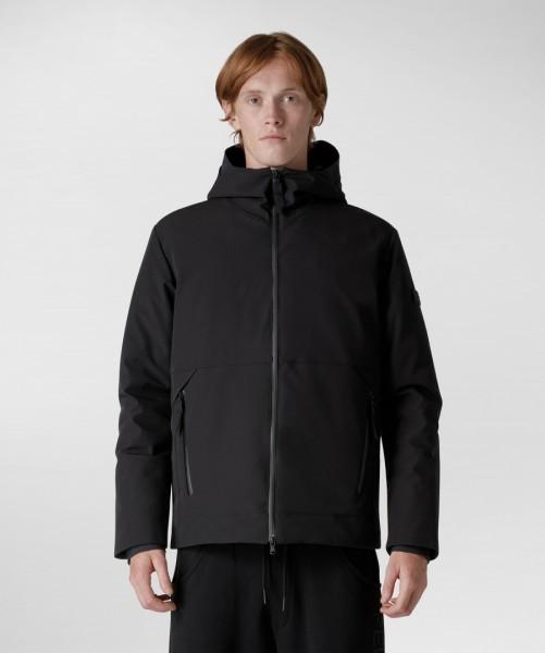 PEUTEREY - LOGE jas heren - zwart